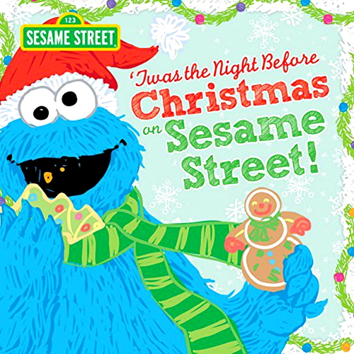 'Twas The Night Before Christmas On Sesame Street! (2014