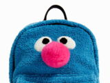 Sesame Street backpacks (Zara)