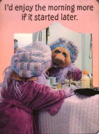 Hallmark piggy card later 1