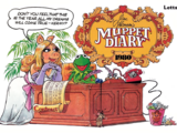 Muppet Diary 1980