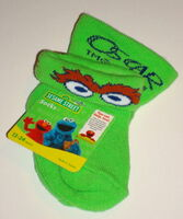 Sesame Street socks (High Point Design)