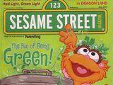 Sesame Street Magazine (May 2005)