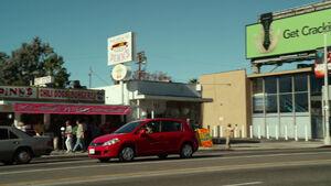 Wonderful Pistachios billboard