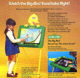 Avalon 1981 big bird easel