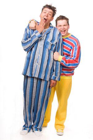 Bert ernie goodnight