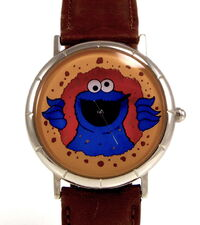 Fossil cookie monster watch