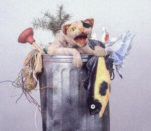 Gaffer trash