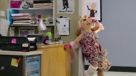 Miss Piggy Legs Muppets 116