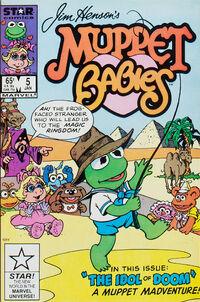 MuppetBabiesComic-issue5