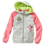 Puma 2016 elmo zip up hoodie
