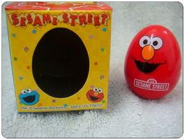 Sanrio egg rubber stamp elmo 2