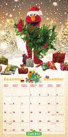 Sesamstrasse 2011 calendar e