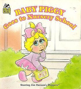 Babypiggygoestonurseryschool