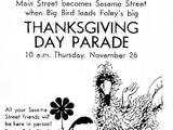 Foley's Thanksgiving Day Parade