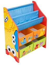 Delta children's products 2011 book toy organizer