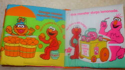 Elmo and the monsters 3