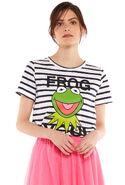 Essentiel antwerp frog you t-shirt 2