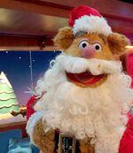 Fozzie as Santa