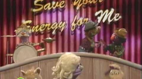 Sesame Street Save Your Energy For Me
