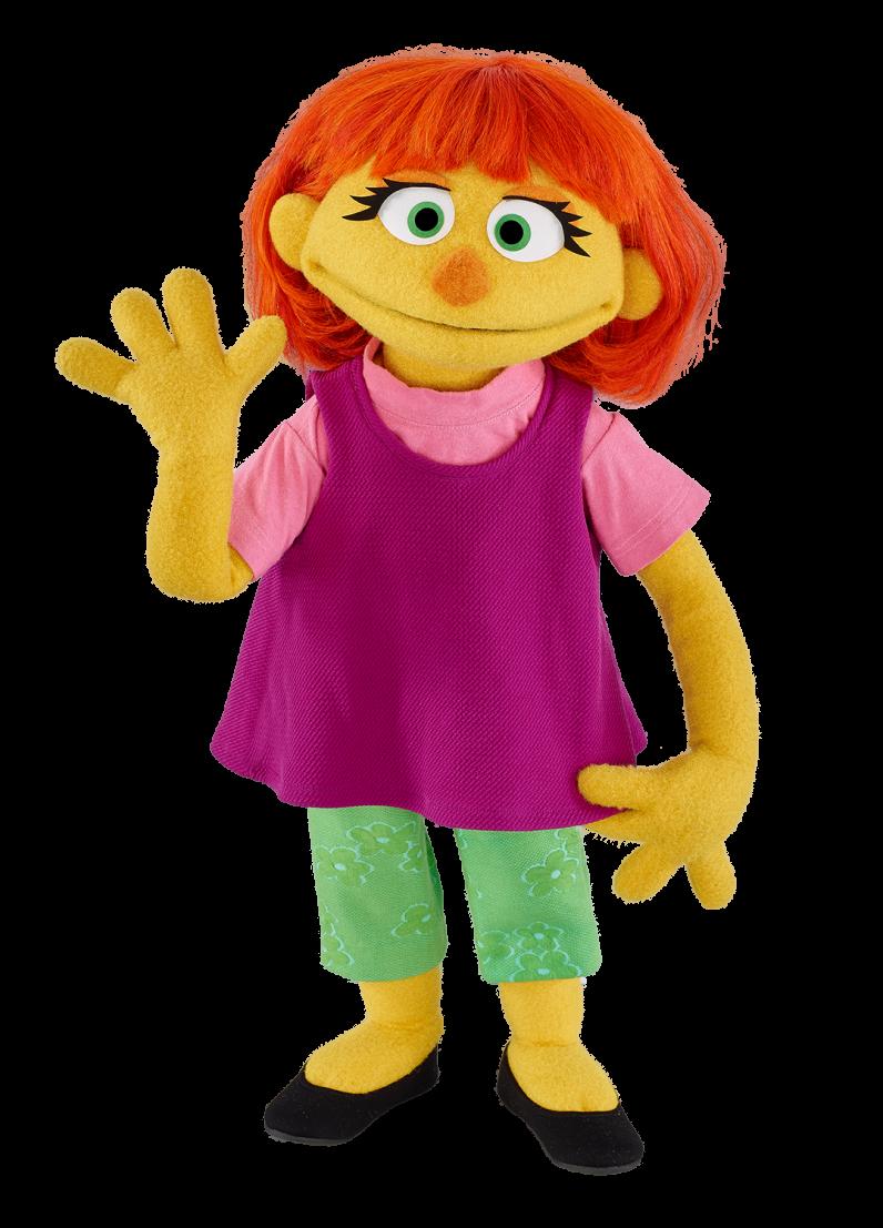 Julia | Muppet Wiki | FANDOM powered by Wikia