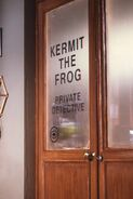 Kermit private detective