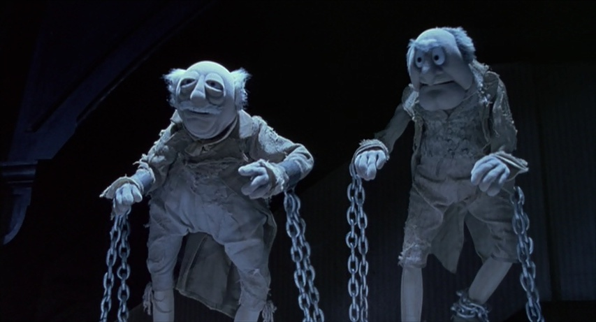 Christmas Carol Scrooge And Marley.Jacob And Robert Marley Muppet Wiki Fandom Powered By Wikia