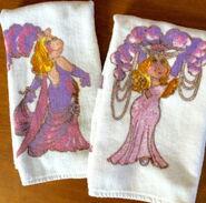 Martex piggy hand towels 1