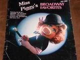 Miss Piggy's Broadway Favorites