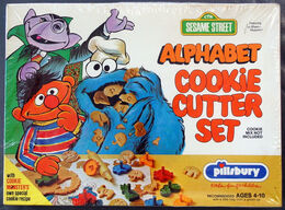 Pillsbury alphabet cookies 1