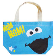 Small planet 2015 tote bag cookie monster