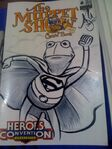 Amy Mebberson superman kermit cover