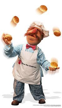 Chef Save the Children Donut Week