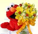 Elmo bouquet