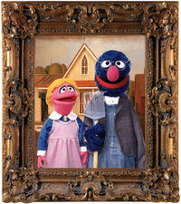Gothic-grover