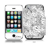 Jim Henson Design iPhone Skin 5