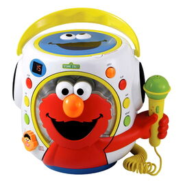 Kids station toys inc KST 2011 portable cd boombox with microphone