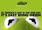 Muppets UK Facebook St Patricks 2014
