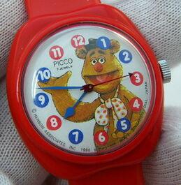 Picco 1980 fozzie bear watch