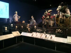 The Dark Crystal Age of Resistance MoMI Exhibit