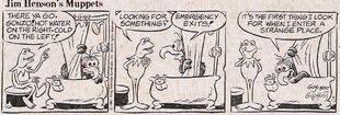 The Muppets comic strip 1982-04-17