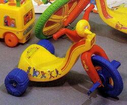1986 parade cycle