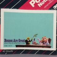 3M 1990 piggy post-it notes 2