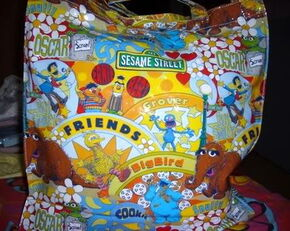 B 2006 sesame bag