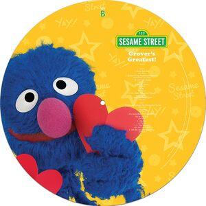 Cracker Barrel vinyl Grover's Greatest B