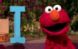 Elmo-LetterI