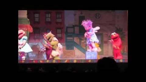 芝麻街音樂劇 Elmo Makes Music (增強小朋友的英語能力)