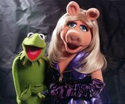 Muppets From Space - Kermit & Miss Piggy (1999)