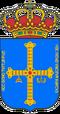 Escudo d'Asturias