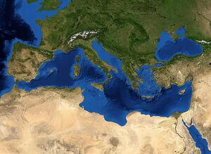 Mediterranian Sea 16.61811E 38.99124N