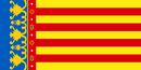 Bandera e Comuniá Valenssiana